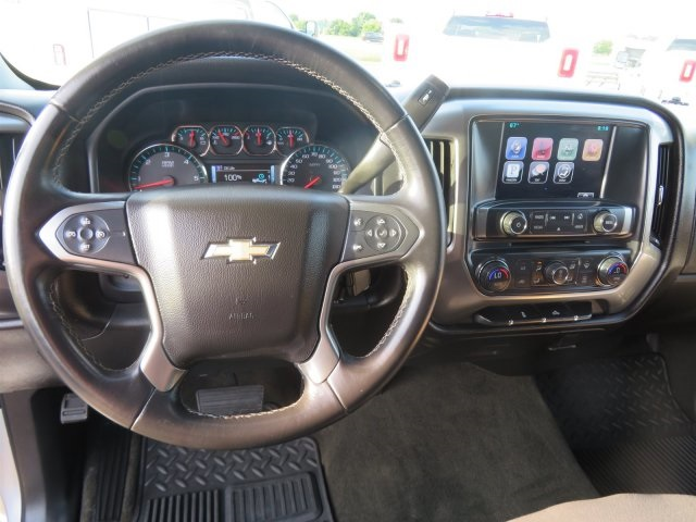 2015 Silverado 1500 Crew Cab 4x4,  Pickup #ST4877 - photo 10