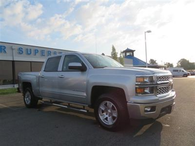 2015 Silverado 1500 Crew Cab 4x4,  Pickup #ST4877 - photo 4