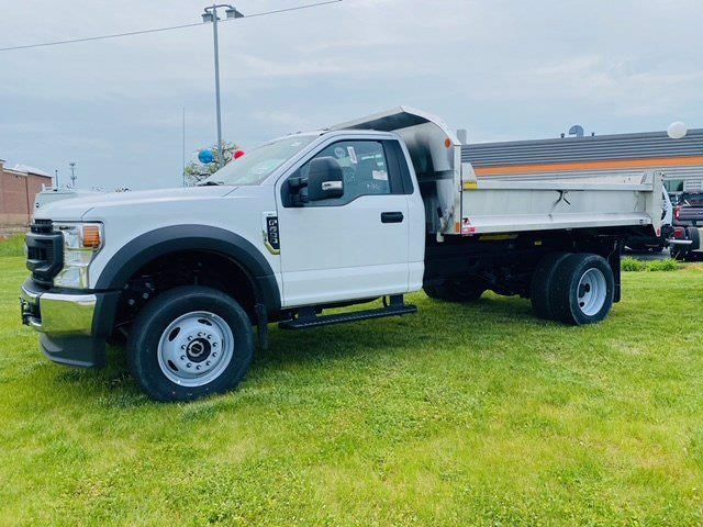 2020 Ford F-600 Regular Cab DRW 4x4, Monroe Dump Body #20FT110 - photo 1