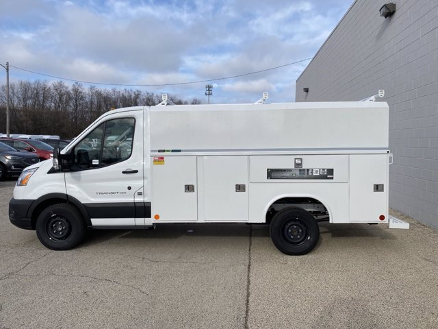 2020 Ford Transit 350 4x2, Service Utility Van #20TR075 - photo 1