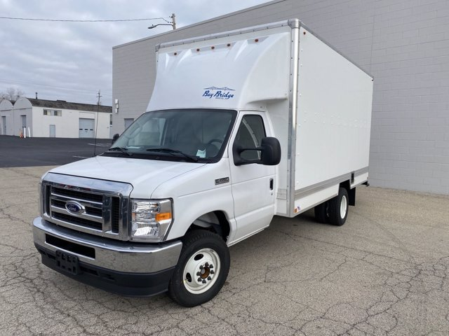 2021 Ford E-450 4x2, Bay Bridge Cutaway Van #21EC005 - photo 1