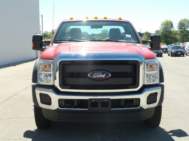 2016 F-550 Regular Cab DRW 4x4, Cab Chassis #6FT075 - photo 5