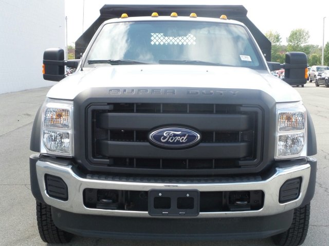 2016 F-550 Regular Cab DRW 4x4, Knapheide Dump Body #6FT091 - photo 4