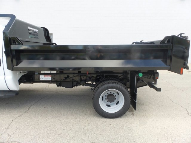2016 F-550 Regular Cab DRW 4x4, Knapheide Dump Body #6FT091 - photo 15