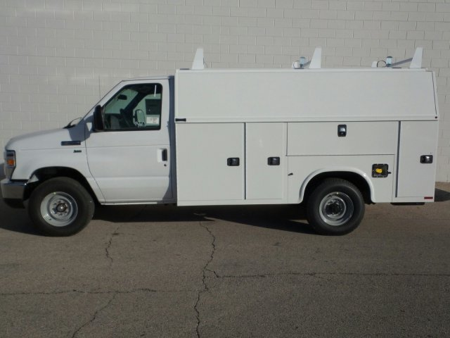 2017 E-350 Service Utility Van #7EC013 - photo 3