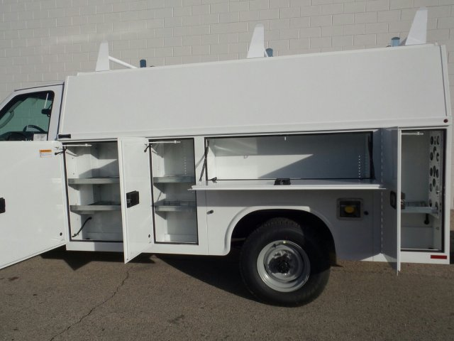 2017 E-350 Service Utility Van #7EC013 - photo 24