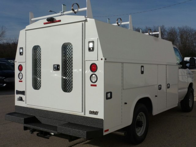 2017 E-350 Service Utility Van #7EC013 - photo 2