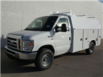 2017 E-350 Service Utility Van #7EC013 - photo 1