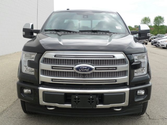 2017 F-150 Crew Cab 4x4 Pickup #7FP148 - photo 4
