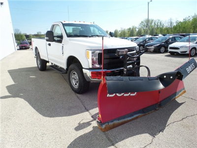 2017 F-350 Regular Cab 4x4, Pickup #7FT101 - photo 4