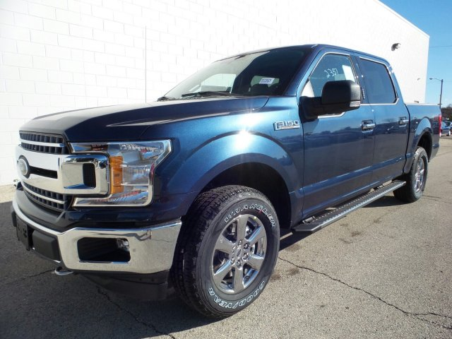2018 F-150 Crew Cab 4x4 Pickup #8FP028 - photo 1