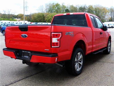 2018 F-150 Super Cab 4x4, Pickup #8FP031 - photo 2