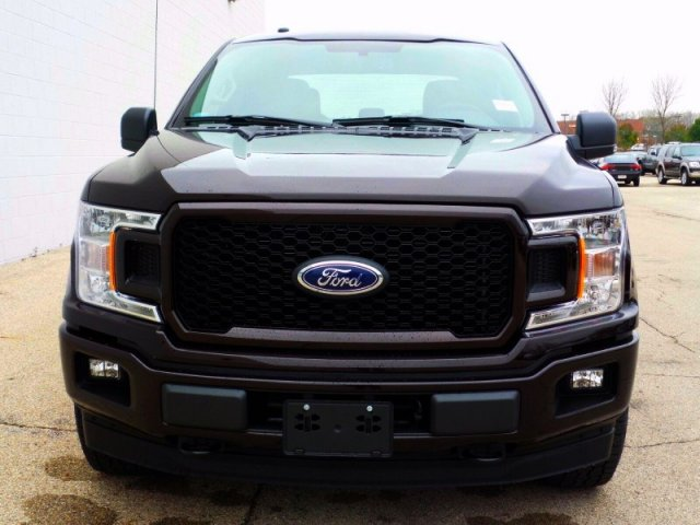 2018 F-150 Crew Cab 4x4 Pickup #8FP039 - photo 4