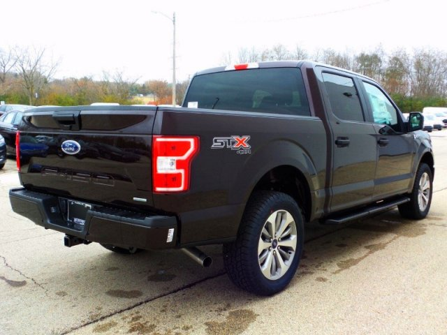 2018 F-150 Crew Cab 4x4 Pickup #8FP039 - photo 2