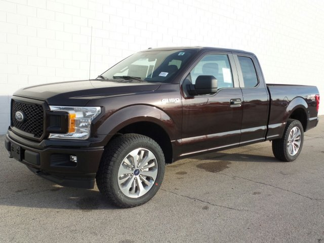 2018 F-150 Super Cab 4x4,  Pickup #8FP041 - photo 1