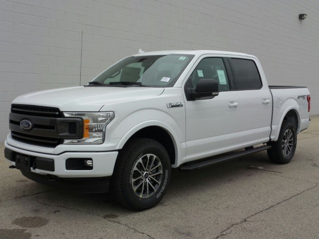 2018 F-150 SuperCrew Cab 4x4, Pickup #8FP047 - photo 1