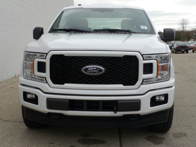 2018 F-150 Crew Cab 4x4 Pickup #8FP056 - photo 4