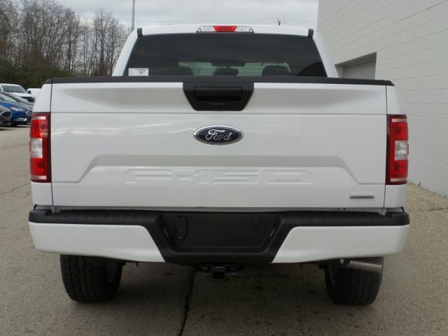 2018 F-150 Crew Cab 4x4 Pickup #8FP056 - photo 5