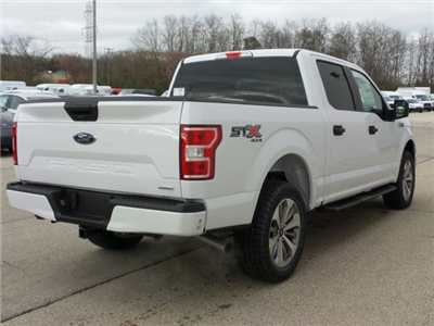 2018 F-150 Crew Cab 4x4 Pickup #8FP056 - photo 2