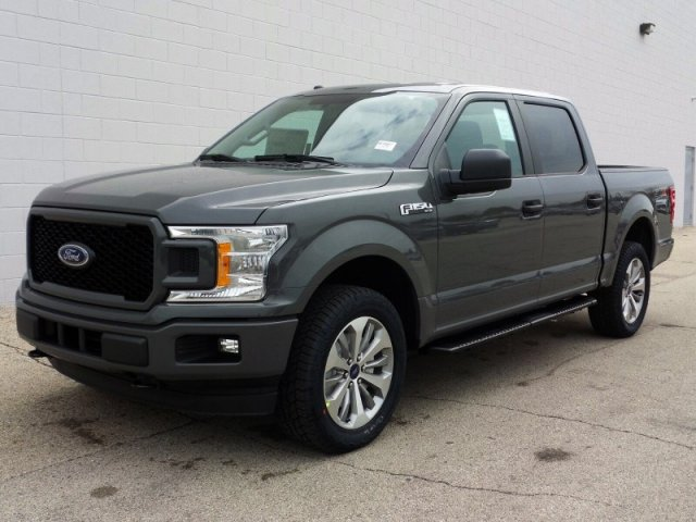 2018 F-150 Crew Cab 4x4 Pickup #8FP057 - photo 1
