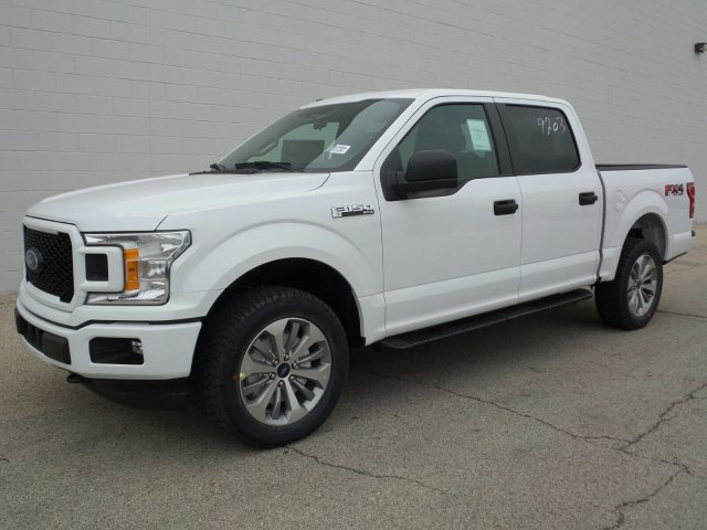 2018 F-150 Crew Cab 4x4, Pickup #8FP059 - photo 1