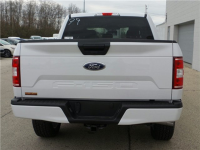 2018 F-150 Crew Cab 4x4, Pickup #8FP059 - photo 5