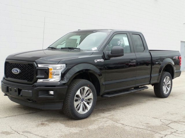 2018 F-150 Super Cab 4x4, Pickup #8FP071 - photo 1