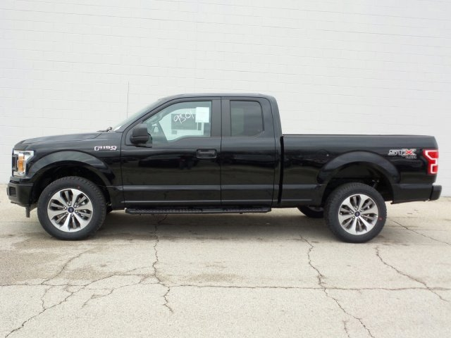 2018 F-150 Super Cab 4x4, Pickup #8FP071 - photo 3