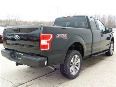 2018 F-150 Super Cab 4x4, Pickup #8FP071 - photo 2