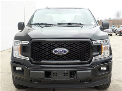 2018 F-150 Super Cab 4x4, Pickup #8FP071 - photo 4