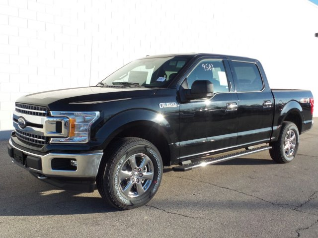 2018 F-150 Crew Cab 4x4, Pickup #8FP075 - photo 1