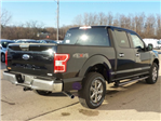 2018 F-150 Crew Cab 4x4, Pickup #8FP075 - photo 2