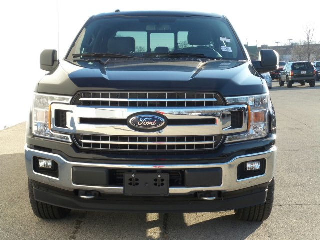 2018 F-150 SuperCrew Cab 4x4,  Pickup #8FP077 - photo 4