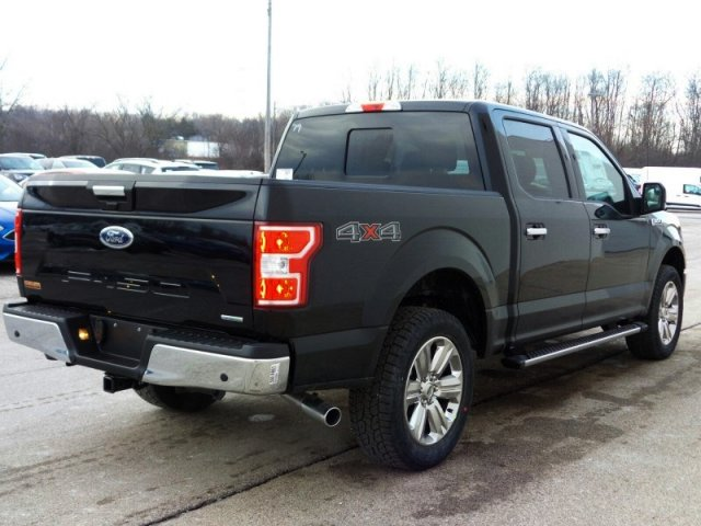 2018 F-150 Crew Cab 4x4, Pickup #8FP113 - photo 2