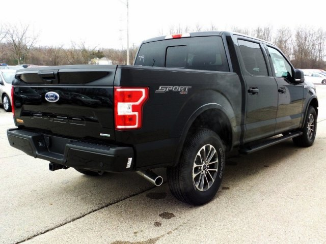 2018 F-150 SuperCrew Cab 4x4, Pickup #8FP142 - photo 2