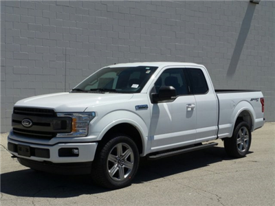 2018 F-150 Super Cab 4x4,  Pickup #8FP149 - photo 1