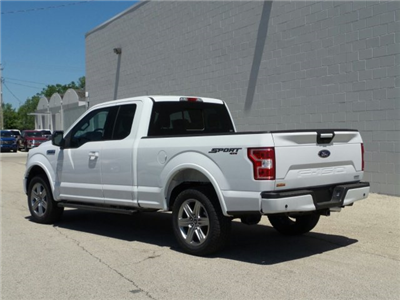 2018 F-150 Super Cab 4x4,  Pickup #8FP149 - photo 2