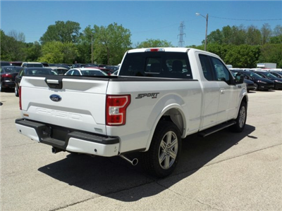 2018 F-150 Super Cab 4x4,  Pickup #8FP149 - photo 4