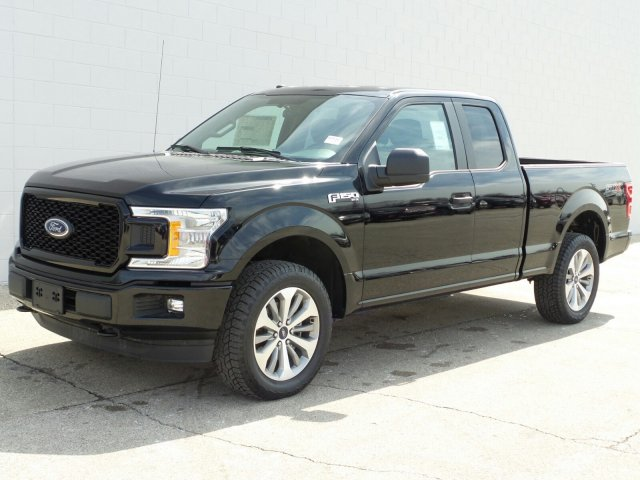 2018 F-150 Super Cab 4x4, Pickup #8FP194 - photo 1