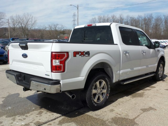 2018 F-150 SuperCrew Cab 4x4,  Pickup #8FP195 - photo 2