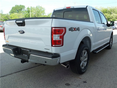 2018 F-150 SuperCrew Cab 4x4,  Pickup #8FP204 - photo 4