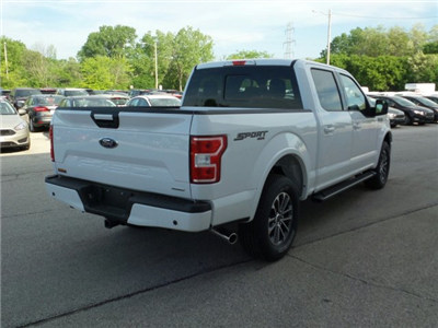 2018 F-150 SuperCrew Cab 4x4,  Pickup #8FP253 - photo 4