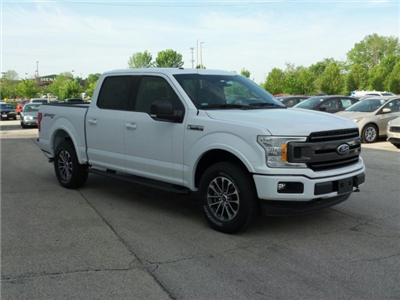 2018 F-150 SuperCrew Cab 4x4,  Pickup #8FP253 - photo 5