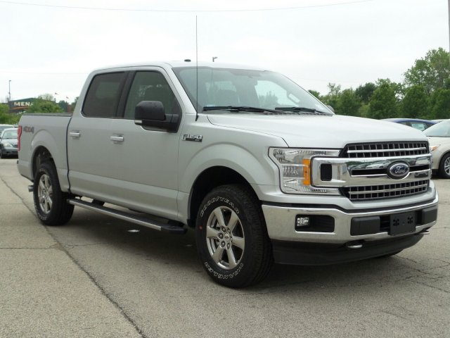 2018 F-150 SuperCrew Cab 4x4,  Pickup #8FP291 - photo 6