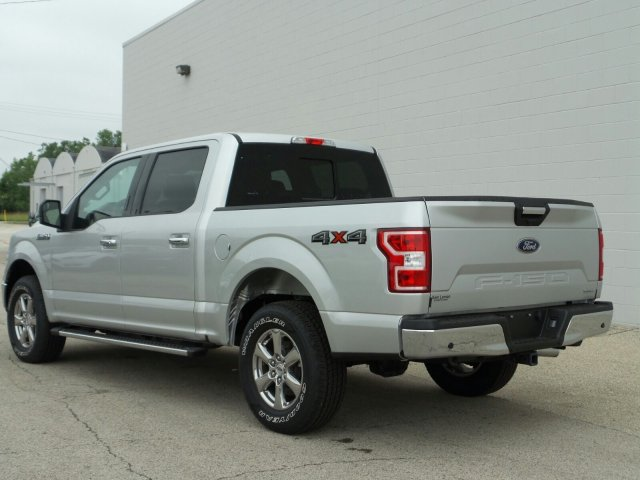2018 F-150 SuperCrew Cab 4x4,  Pickup #8FP291 - photo 2