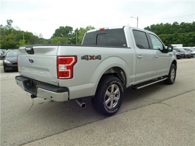 2018 F-150 SuperCrew Cab 4x4,  Pickup #8FP291 - photo 5