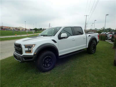 2018 F-150 SuperCrew Cab 4x4,  Pickup #8FP304 - photo 3