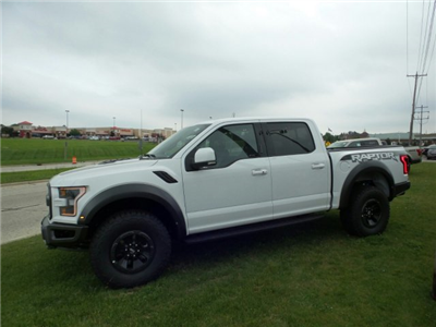 2018 F-150 SuperCrew Cab 4x4,  Pickup #8FP304 - photo 4