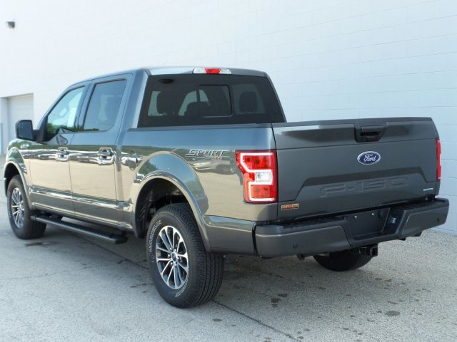 2018 F-150 SuperCrew Cab 4x4,  Pickup #8FP346 - photo 2