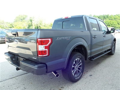 2018 F-150 SuperCrew Cab 4x4,  Pickup #8FP346 - photo 4